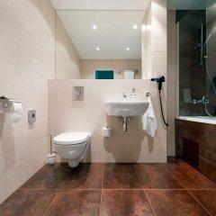 GO Hotel Snelli ванная фото 2