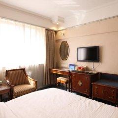 Отель Chongqing Hotel Китай, Пекин - отзывы, цены и фото номеров - забронировать отель Chongqing Hotel онлайн комната для гостей фото 8