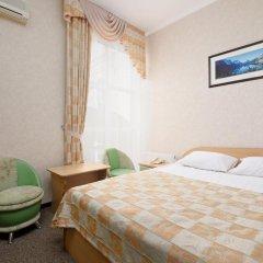 PAN Inter Hotel 4* Стандартный номер с различными типами кроватей