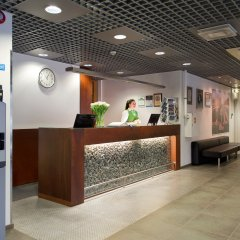 GO Hotel Snelli интерьер отеля