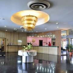 Comodoro Hotel интерьер отеля