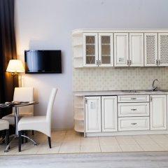 Корона отель-апартаменты Улучшенные апартаменты разные типы кроватей фото 4