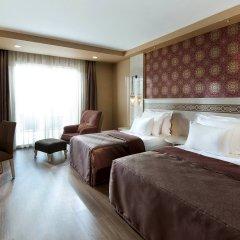 Gural Premier Tekirova Турция, Кемер - 1 отзыв об отеле, цены и фото номеров - забронировать отель Gural Premier Tekirova онлайн комната для гостей фото 6