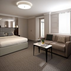 Отель Strand Palace 4* Номер Делюкс
