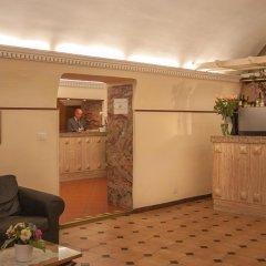 Tirreno Hotel интерьер отеля