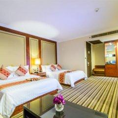 The Berkeley Hotel Pratunam 5* Стандартный номер с различными типами кроватей