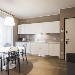Отель Italianway - Corso Como 11 Улучшенные апартаменты с различными типами кроватей фото 2