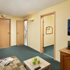 Парк Отель Звенигород 3* Люкс с различными типами кроватей фото 7