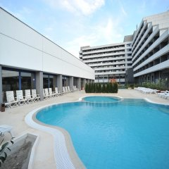 Отель Interhotel Sandanski бассейн