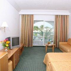 Отель El Mouradi Skanes Монастир комната для гостей фото 2
