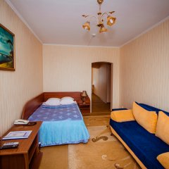 Гостиница Авиастар 3* Улучшенный номер с различными типами кроватей фото 8