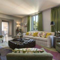 Hotel De Russie 5* Классический люкс с различными типами кроватей фото 3