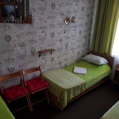 Хостел Хабаровск B&B Кровать в общем номере с двухъярусной кроватью фото 7