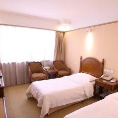 Отель Chongqing Hotel Китай, Пекин - отзывы, цены и фото номеров - забронировать отель Chongqing Hotel онлайн комната для гостей фото 4