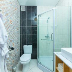 Гостиница Морелето ванная