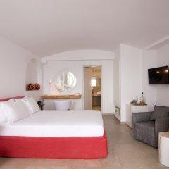 Отель Santorini Secret Suites & Spa 5* Люкс Pure с различными типами кроватей фото 3