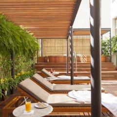 Hotel Emiliano бассейн