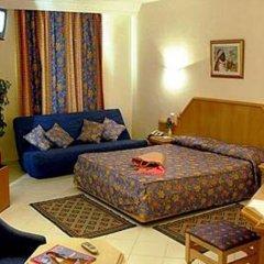 Отель Isis Thalasso And Spa Тунис, Мидун - 2 отзыва об отеле, цены и фото номеров - забронировать отель Isis Thalasso And Spa онлайн комната для гостей фото 5