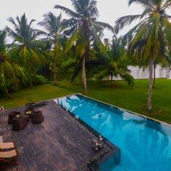 Отель Вилла Sihina бассейн фото 4
