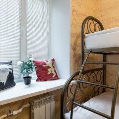 Гостиница Winterfell Chistye Prudy Стандартный номер с разными типами кроватей фото 2