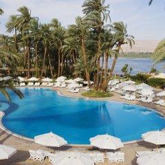 Отель Mercure Luxor Karnak бассейн фото 3