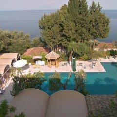 Alexandros Hotel бассейн фото 2