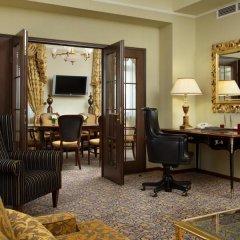 Гостиница Hilton Москва Ленинградская 5* Президентский люкс с различными типами кроватей фото 4