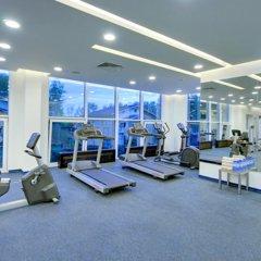 Гостиница LES Art Resort в Дорохово отзывы, цены и фото номеров - забронировать гостиницу LES Art Resort онлайн фитнесс-зал