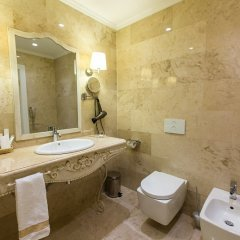Гостиница Новомосковская ванная фото 4