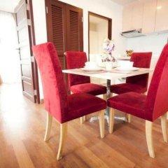 Отель DVaree Residence Patong 3* Улучшенный номер разные типы кроватей фото 2