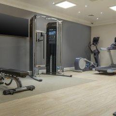 Отель Hilton York фитнесс-зал