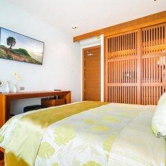 Отель Elemental 5FL Infinity Pool Seafront Villas Пхукет комната для гостей фото 2