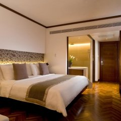 Nusa Dua Beach Hotel & Spa комната для гостей фото 5