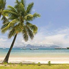 Отель Sofitel Tahiti Maeva Beach Resort пляж фото 2
