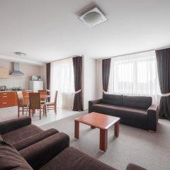Гостиница Комплекс апартаментов Комфорт Апартаменты с различными типами кроватей фото 17
