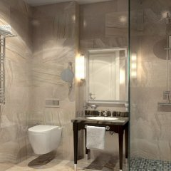 Гостиница Marina Yacht 4* Улучшенный люкс с двуспальной кроватью фото 12