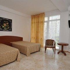 Гостиница Вилла Камилла в Лазурном отзывы, цены и фото номеров - забронировать гостиницу Вилла Камилла онлайн Лазурное комната для гостей фото 4