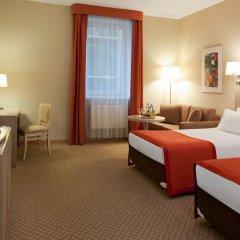 Гостиница Холидей Инн Москва Лесная комната для гостей фото 3