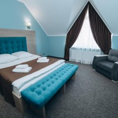 Гостиничный Комплекс Глобус Тернополь комната для гостей фото 2