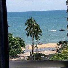 Auto Hotel Ritz пляж