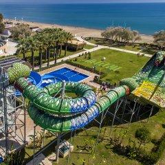 Отель Crystal Tat Beach Resort Spa спортивное сооружение