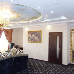 Гостиница Moscow Holiday 4* Президентский люкс с различными типами кроватей фото 4