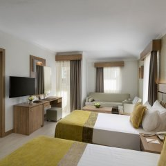 Innvista Hotels Belek 5* Люкс с различными типами кроватей фото 2