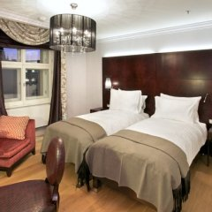 Отель The Grand Mark Prague 5* Люкс повышенной комфортности с 2 отдельными кроватями