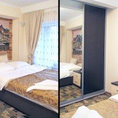 Гостиница Столичная комната для гостей фото 5
