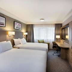 DoubleTree by Hilton Hotel Glasgow Central комната для гостей фото 4