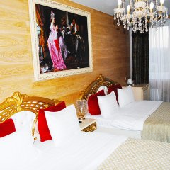 Гостиница Гранд Белорусская 4* Номер Комфорт 2 отдельные кровати фото 3