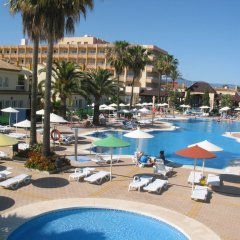 Отель Smy Costa del Sol бассейн фото 4