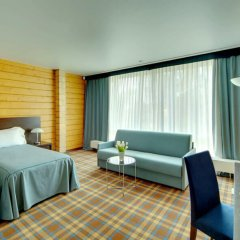 Гостиница LES Art Resort Люкс Panorama с различными типами кроватей
