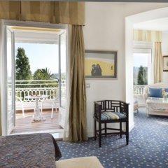 Eurostars Gran Hotel La Toja 5* Люкс с двуспальной кроватью